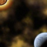 солнечная система Стоковые Фотографии RF