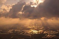солнечний свет Стоковое Изображение
