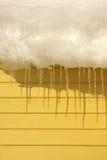солнечний свет icicles теплый Стоковая Фотография RF