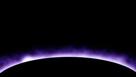 Солнечное затмение Стоковое Изображение RF