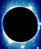 Солнечное затмение Стоковые Фото