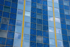 солнечное фасада клетки самомоднейшее Стоковое Изображение RF