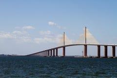 солнечность моста skyway Стоковое Изображение RF