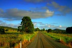 солнечность свободного полета Австралии Стоковая Фотография