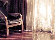 солнечность стула Стоковое Изображение RF
