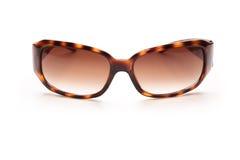 солнечные очки повелительниц Стоковая Фотография