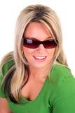 солнечные очки способа Стоковые Фото