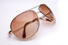 солнечные очки типа шестидесятых годов Стоковые Фото