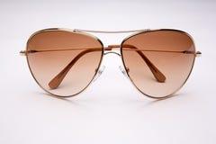 солнечные очки типа шестидесятых годов Стоковая Фотография RF