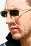 солнечные очки человека Стоковые Фото