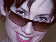 солнечные очки 1 Стоковые Фото