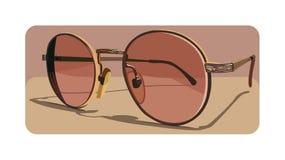 солнечные очки mh Стоковое Изображение RF