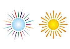солнца иллюстрация вектора
