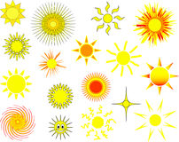 солнца бесплатная иллюстрация