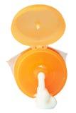 солнцезащитный крем Стоковое Фото