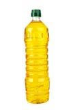 солнцецвет кукурузного масла бутылки прованский пластичный Стоковые Изображения