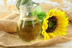 солнцецвет масла опарника Стоковое Изображение