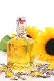 солнцецвет масла Стоковые Фото
