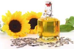 солнцецвет масла Стоковое фото RF