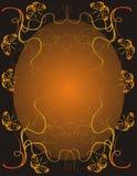 солнце бабочки Стоковая Фотография