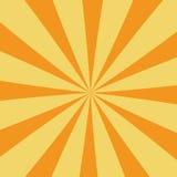 солнце взрыва Стоковая Фотография RF