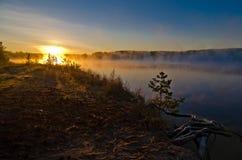 Солнце Востока Стоковое Фото
