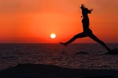 солнце достигаемости Стоковые Фото