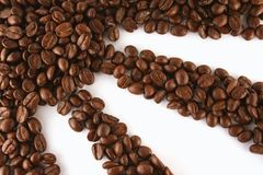 солнце кофе стоковое фото rf