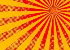 солнце лета Стоковое Изображение