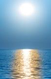 солнце луны Стоковые Изображения RF