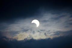 солнце луны Стоковые Изображения
