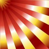 солнце лучей Стоковая Фотография