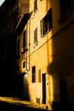 Солнце на окнах Стоковые Фото