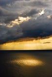 солнце отражения Стоковые Фотографии RF