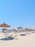 солнце пляжа Стоковые Фото