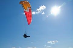 солнце полета Стоковая Фотография RF
