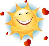 солнце потехи Стоковые Изображения RF