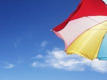 солнце предохранителя пляжа Стоковые Изображения