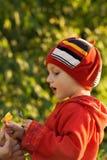 солнце ребенка Стоковые Фото