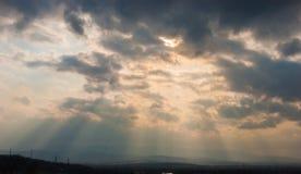 Солнце Рэй стоковое фото