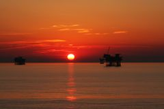 солнце снаряжения Стоковые Фото