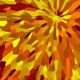 солнце хлебоуборки Стоковые Фото