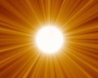 солнце 01 Стоковое Изображение
