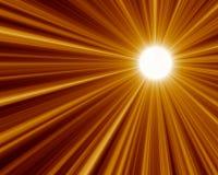 солнце 03 Стоковые Фотографии RF