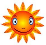 солнце 08 Стоковые Изображения
