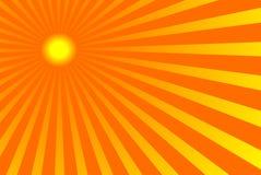 Солнце 3 Стоковая Фотография RF