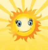 солнце Стоковое Фото