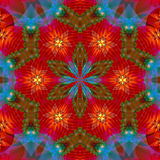 солнце 5 индейцев Стоковая Фотография RF