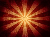 солнце grunge Стоковая Фотография RF