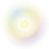 солнце inca Стоковые Изображения RF